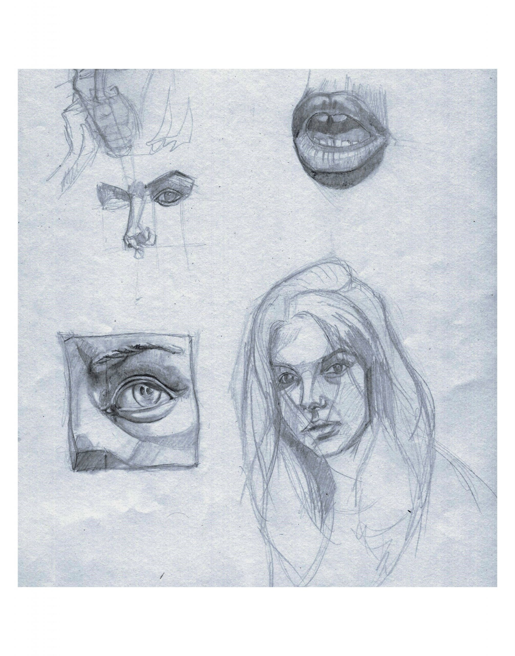 Unfinished Studies